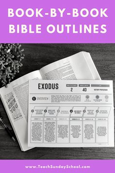 At Home Bible Study Outlines for Families. One-page outlines for each book in the Bible. Print & use today! Bible Study Notebook, Bible Study Tips, Bible Study Journal, Scripture Study, Bible Lessons, Bible Prayers, Bible Scriptures, Book Outline, Bible Notes