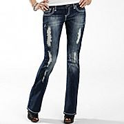 Soundgirl Bootcut Jeans, Destructed. $29.99. Normally I don't go for the worn-out look, but I love these!