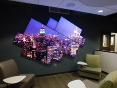 Portland-based specialty display manufacturer Planar Systems, Inc. has reported its year-end financial, showing big year to year growth in sales on digital sig Tv Display, Sign Display, Digital Signage Solutions, Donor Wall, Showroom Design, Exhibit Design, Interior Design, Video Wall, Environmental Graphic Design
