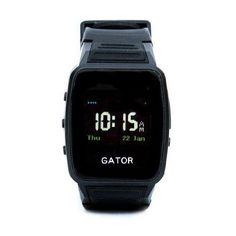 The Caref GPS Phone Watch looks like a plain digital watch, but it's actually a GPS tracker with basic phone capabilities. Learn more in this .