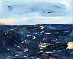 bofransson:  CARLSTRÖM, Olle (b. 1920)/ The Sea