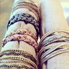 @ericathanks (Erica Luttmann) 's Instagram photos | Bracelets Galore