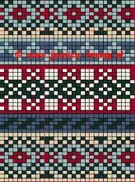 isle knitting + Fee Patteyai +,fair isle knitting + Fee Patteyai +, Tricksy Knitter by Megan Goodacre Punto Fair Isle, Tejido Fair Isle, Motif Fair Isle, Fair Isle Chart, Fair Isle Pattern, Fair Isle Knitting Patterns, Knitting Charts, Lace Knitting, Knitting Designs