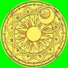 この紙に描いてあった魔法陣は クロウリードの魔法陣で、クロウカード編の時は この魔法陣です。※画像参照...