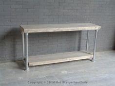 Sidetable Steigerbuis | | het Steigerhouthuis