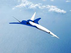 未来の旅客機技術、コンコルドの後継 - EUROPA(エウロパ)