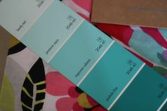 Shades Of Teal Twenty Five Blue Green Paint Colors 5