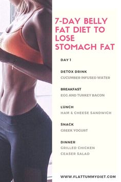 to Lose Belly Fat In 1 Week: Belly Fat Diet Plan Belly Fat Diet Plan to Lose Stomach Fat for Women. Easy, simple and delicious meals every Belly Fat Diet Plan to Lose Stomach Fat for Women. Easy, simple and delicious meals every day. Reduce Belly Fat, Lose Belly Fat, Lose Fat, Lower Belly, Losing Belly Fat Fast, Cut Belly Fat, Lose Stomach Fat Diet, Loose Belly Fat Quick, Belly Fat Burner Fast