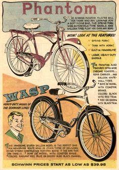 Picker vintage schwinn