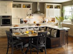 lowes kitchen models | Lowes Kitchen Island with Seating