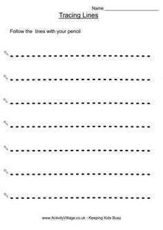 line tracing vertical horizontal and slanted 3 worksheets animals joy school ideas. Black Bedroom Furniture Sets. Home Design Ideas