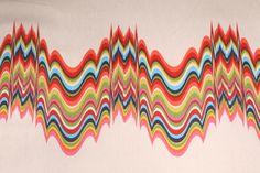 Contemporary/Retro Prints :: Distorted Printed Linen Drapery Fabric in Prism $9.95 per yard - Fabric Guru.com: Fabric, Discount Fabric, Upholstery Fabric, Drapery Fabric, Fabric Remnants, wholesale fabric, fabrics, fabricguru, fabricguru.com, Waverly, P. Kaufmann, Schumacher, Robert Allen, Bloomcraft, Laura Ashley, Kravet, Greeff