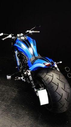 Custom Street Bikes, Custom Motorcycles, Custom Bikes, Night Rod Custom, Custom Radiator, Bike Pic, Harley Davidson V Rod, Custom Cycles, Harley Bikes