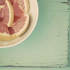 Pink Grapefruit: Pretty fruit by Dandelion Day Dream