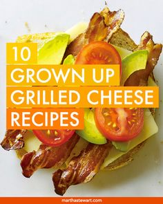 The sandwich you know and adore is no longer just for kids. Elemental in its construction and primal in its comfort, grilled cheese is the sandwich that