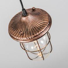 Lampa wisząca Porto rdza #nowoczesnalampa #loftlampa #przemysłowalampa