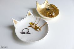 DIY Cat Trinket Tutorial