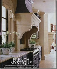 Home and Interior Design Picture: A Kitchen Post