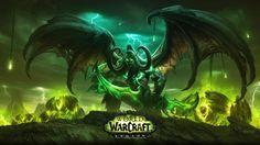 Illidan Stormrage in the Burning Legion