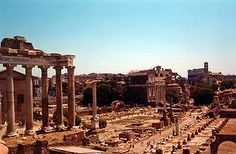 List of monuments of the Roman Forum - Wikipedia, the free encyclopedia