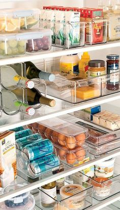 Gorgeous 50 DIY Kitchen Storage and Organization Ideas redecorationroom…. Gorgeous 50 DIY Kitchen Storage and Organization Ideas redecorationroom…. Refrigerator Organization, Kitchen Organization Pantry, Home Organisation, Diy Kitchen Storage, Organized Kitchen, Organization Hacks, Diy Storage, Fridge Storage, Creative Storage