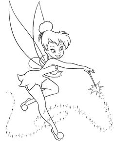Disney Tinkerbell Printable Coloring Pages - Tinkerbell Coloring Pages Do you have a daughter? If the answer is right, you are able to give them a useful activity of Tinkerbell coloring pages. In relation to the Tinkerbell, it Tattoo Tinkerbell, Tinkerbell Drawing, Tinkerbell Coloring Pages, Disney Princess Coloring Pages, Tinkerbell Fairies, Fairy Coloring Pages, Free Coloring Pages, Printable Coloring Pages, Coloring Books