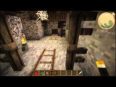 Tests packs de texture Minecraft - Monstres en mode paisible dans une mi...