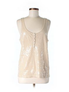 Check it out - J. Crew Sleeveless Henley for $10.49 on thredUP!
