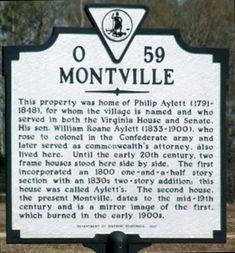 Philip Aylett's plantation in Virginia, 2011 #kasaysayan