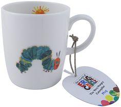 Portmeirion - The Very Hungry Caterpillar : Porcelain Mug