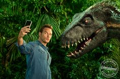 <em>Jurassic World: Fallen Kingdom</em> exclusive photos give new look at park, dinosaurs