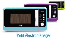 petit électroménager - café/cuisine du monde/four/micro-ondes/friteuse/funcooking/gril et raclette/ hacher etmixer/ petit-déjeuner/robot de cuisine