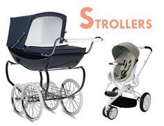 Rachel's Favorite Strollers