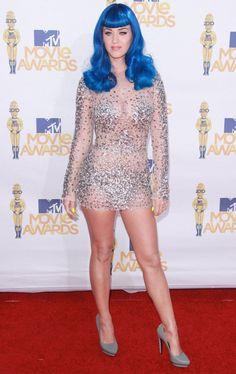 http://hollyrotic.mybigcommerce.com/jovani-7757-beaded-sheer-dress-nude-750/  $750 As seen on Katy Perry