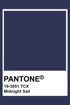 Pantone Tcx, Pantone Swatches, Pantone 2020, Color Swatches, Pantone Violet, Navy Blue Pantone, Pantone Colour Palettes, Pantone Color, Shades Of Dark Blue