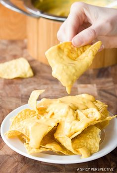 Cheese sauce makes or breaks any nacho recipe. The Best Queso (Cheese Sauce) recipe is easy and flavorful, with sharp and smoky notes. Drizzle over tortilla