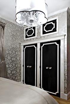 Closet Door Couture