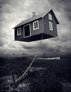 another of Erik Johansson's amazing photographs.