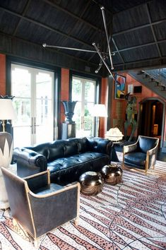 room-decor-ideas-iconic-living-room-projects-by-kelly-wearstler, Innenarchitektur ideen