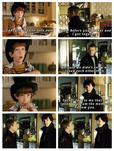 I have a soft spot in my fangirl heart for ParentLock.  Ollie, Eugenia, Hamish, Teddy & Rosie, Bluejay--they're all possibilities I'm glad I had the chance to welcome into to my mind palace.