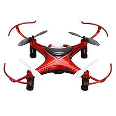 Arshiner JJRC H22 mini Nano Hexacopter 2,4 G 4-Kanal 6-Achsen 3D Rückenflug mini RC Quadcopter Flugzeug Spielzeug