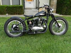 ... -Davidson : Sportster 1964 Harley XLCH Ironhead Sportster Vintage KR