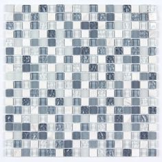 All Marble Mosaic Glass and Stone Mix 5/8 x 5/8 Glass Mosaic Tile Mag 4422 SQ from http://AllMarbleTiles.com