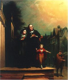 Puritan Women in Literature - Patriarchal Communities - T. H. Matteson - The Scarlet Letter