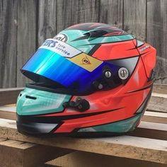 """Mi piace"": 38, commenti: 2 - Helmet News | Rankings (@helmetbox) su Instagram: "". Another cool combo. Voting open in our story. __________ #helmetdesign #helmetbox #helmetart…"""