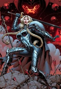 Valkyrie - Marvel Universe °°