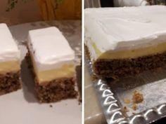 Šálkový zákusok pre lenivých: Takéto recepty milujem – 3 poschodia a žiadna robota, celá naša rodina ho doslova zbožňuje! Vanilla Cake, Tiramisu, Cheesecake, Muffin, Food And Drink, Pudding, Sweets, Cookies, Baking