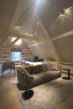 11 Exhilarating Cheap Attic Remodel Ideas 11 Exhilarating Cheap Attic Remodel Ideas Sascha Zeretzke Sascha Zeretzke Creative And Inexpensive Unique Ideas Large Attic Conversion attic roof wardrobes Attic Office Lighting cozy attic hellip Attic Bedroom Small, Attic Playroom, Attic Loft, Attic Bathroom, Attic Rooms, Attic Spaces, Attic Office, Attic Game Room, Garage Attic