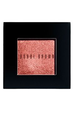 Bobbi Brown Shimmer Blush Coral Bobbi's Shimmer Blush gives cheeks a soft, shimmering glow. Silky formula glides on smoothly and evenly. Now in a sleek, new flip-top compact with a 'pop-out-pan' design, Shimmer Blush shades can be used individually or assembled into Bobbi's new makeup palettes.