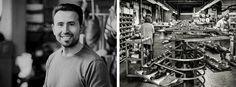 Our assembly line in Montegranaro #franceschetti #franceschettishoes #madeinitaly #madeinmarche